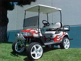 Golf carts for Narrow golf cart